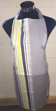 Striped Contemporary Kitchen Aprons
