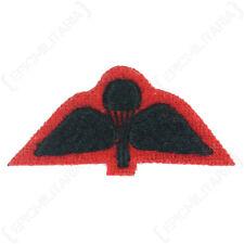 Gurkha PICCOLO WING - WW2 Riproduzione British PARACADUTE Wings Airborne Toppa