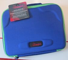 Rocketfish Universal e-Reader Case Blue and Green 10x8 in. NEW RF-ERCASE-BL