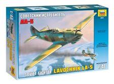 1:48 Zvezda #4803  -  Soviet Fighter Lavochkin La-5  Neuheit !