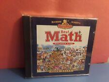 Richard Scarry's Best Math Program Ever (Windows/Mac, 1997, Morgan Interactive)