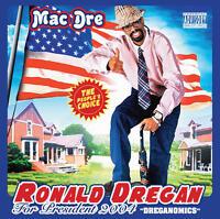 "Mac Dre - Ronald Dregan ""Dreganomics"" 2-LP NEW / COLOR VINYL GATEFOLD Thizz"