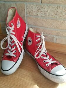 Converse Chuck Taylor All Star High Top Ted Single Tounge Men's 7.5 Women's 9.5