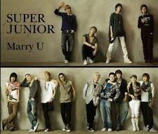 Super Junior-special Single -marry U Japan CD DVD E78