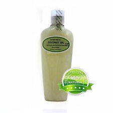 8 oz Premium Extra Virgin Coconut Oil Pure Cold Pressed Guaranteed Best Quality