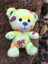 "Build a Bear Buddies 8"" Mini Beach Bear Plush Toy Animal NEW"