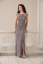 5b5f5b511d86e Jade by Jasmine Mother/Bride Formal Gown Lavender Purple Silver, Size 12