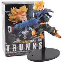 Dragon Ball Z SS - Super Saiyan Future Trunks Action Collectible Figure (NO BOX)
