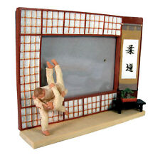 Judo Martial Arts Picture Frame Stand Photo Gift Display