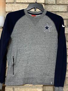 Nike NFL Dallas Cowboys Pullover Sweater Womens Medium