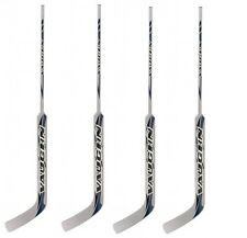 New 4 pack Vaughn 7900 Hockey Goalie stick sticks regular 25 composite silver SR