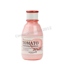 SKINFOOD [Skin Food] Premium Tomato Whitening Emulsion 140ml Free gifts
