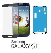 Samsung Galaxy S4 GTi9505 - i9515 LCD Display Glas Front  Scheibe Schwarz Black