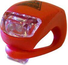 Seattle Sports Blazer LED Bike Light Red Multi Function Bike Light with RED LED