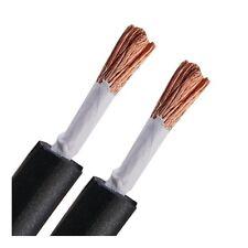 ELECAUDIO HP-25OCC Câble HP OCC / OFC Isolé PTFE 2x4.37mm² Ø6.5mm - 1m