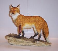 More details for naturecraft fox standing nc5177