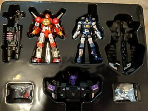 Iron Factory Spirits of the D.E.C. IF EX-32 Phecda IF EX-33 Mizar Action Figures