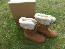 UGG MONTCLAIR BOOTS WINTER THERMAL LINED BOOTS UK 7.5 EU 40