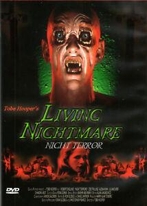 Tobe Hooper's Night Terrors , 100% uncut , new , living Nightmare , Repack