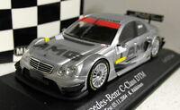 Minichamps 1/43 Scale 400 043498 Mercedes Benz C-Class DTM 2004 AMG Test car