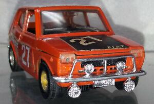 FIAT  127  RALLY   1  24   BURAGO