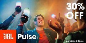 JBL Pulse 3 Waterproof Bluetooth Speaker with 360° Lightshow - Used!