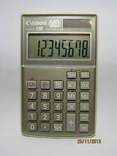 Canon LS-8TCG Basic Calculator