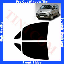 Pre Cut Window Tint Hyundai H1 Starex 1998-2007 Front Sides Any Shade