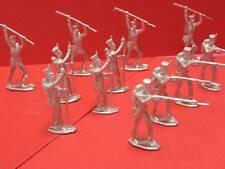 Zinnbrigade  Zinnfiguren  Franz. Linieninfanterie 12tlg