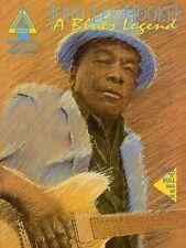 John Lee Hooker A Blues Legend Play Boogie Blues Guitar TAB Music Book
