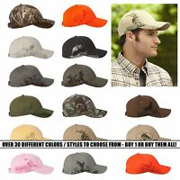 DRI DUCK - Men's, Unisex, Outdoor, Wildlife Series Hunting Caps, Baseball Hats