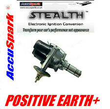 Morris Minor AccuSpark 25D electronic ignition distributor for Positive Earth +