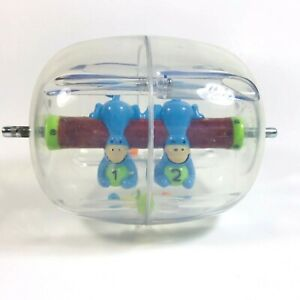 Evenflo Zoo Friends ExerSaucer Replacement Spinning Monkeys Toy