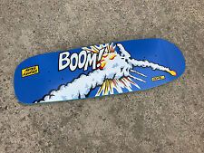 Old School 101 Natas Kaupas Challenger BOOM Screened Reissue Skateboard Deck