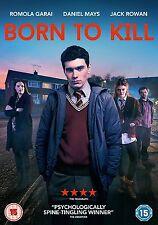 BORN TO KILL Miniserie TV con Romola Garai e Daniel Mays DVD in Inglese NEW .cp