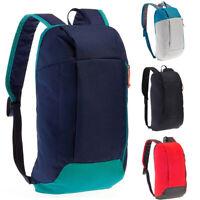 10L Men Women Sports Backpack Hiking Camping Rucksack Schoolbags Satchel Handbag