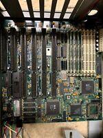 Vintage Octek Jaguar V Rev 1.4 ISA Motherboard Tested Working