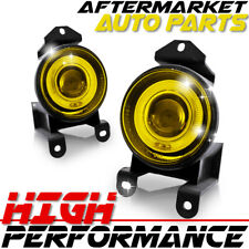 For 1992-1999 Pontiac Bonneville Halo Projector Fog lights Yellow