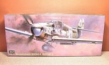 1/72 HASEGAWA MESSERSCHMITT BF109G-6 GUSTAV 6 MODEL KIT # 51317