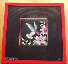 Amanda Lawford HUMMINGBIRD Handpainted Needlepoint Canvas 3043