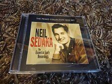 Neil Sedaka - Essential Early Recordings (CD 2013) 2 Disc Set