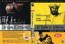 Ali Baba and the Forty Thieves / Arthur Lubin, Maria Montez, 1944 / NEW