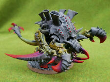 Tyranid Carnifex well painted plastic model Warhammer 40k