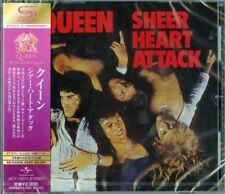 QUEEN-SHEER HEART ATTACK-JAPAN SHM CD E50