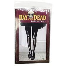 Erwachsene Tag Der Toten Skelett Strumpfhose Halloween Kostüm Halloween Party