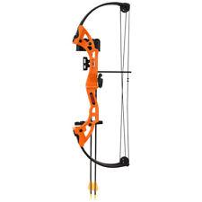 Bear Brave Bow Set Orange 13.5-19 In. 15-25 Lbs. RH