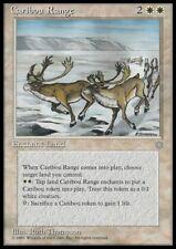 MTG 4x CARIBOU RANGE - Ice Age *Rare*