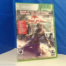 """Used """"DEAD ISLAND - GAME OF THE YEAR EDITION"""" for XBOX 360"""
