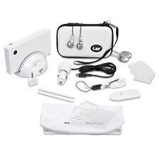 NEW White 18 in 1 kit for Nintendo DSi Carry Case Stylus Charging Dock Earphones