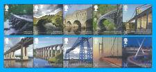 Architecture British Commemorative Stamps